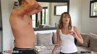 اغتصاب سكس مترجم يغتصب أخته ألمثيرة XXX الحرة أنبوب عربي